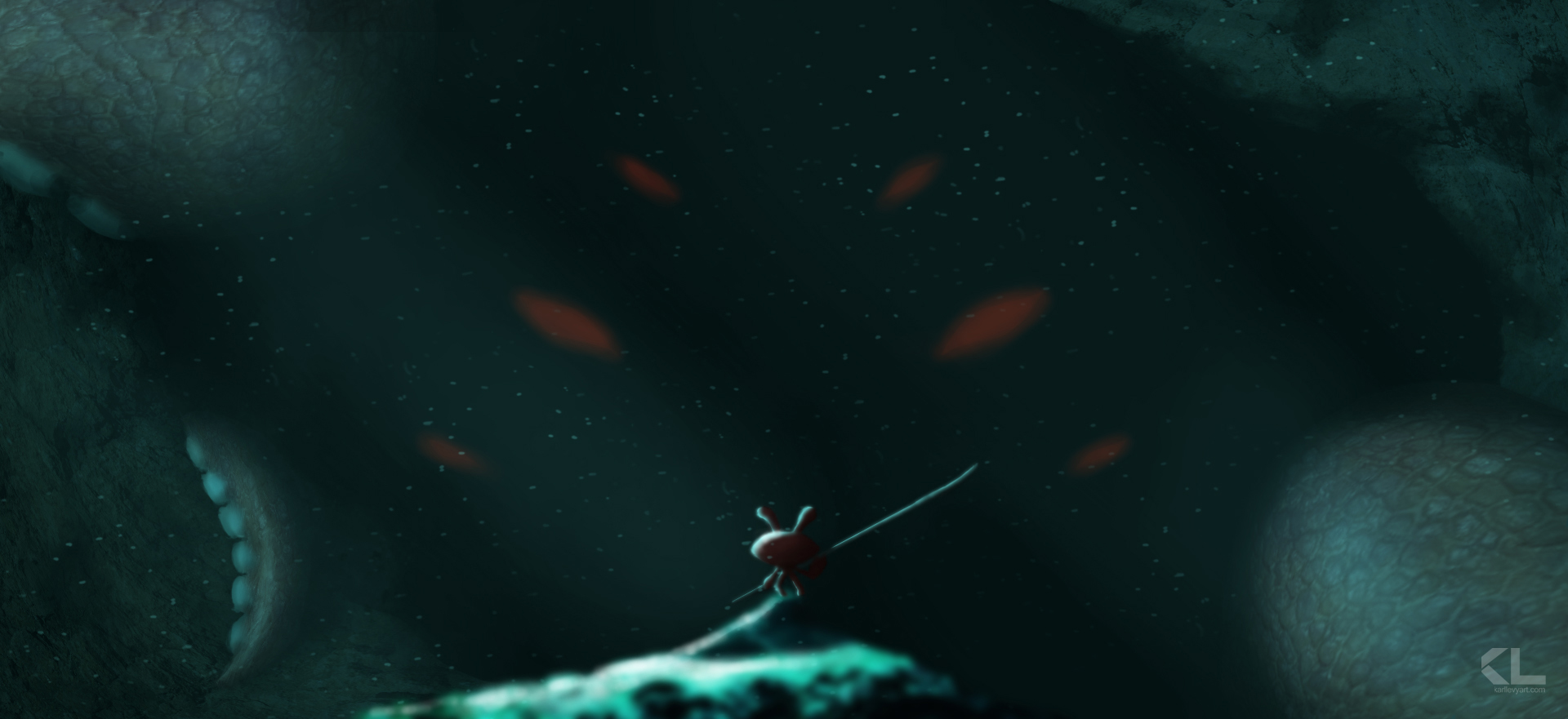 Keyframe 3 - Come Out!